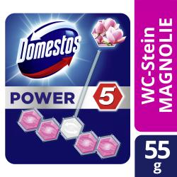 Domestos Power 5 WC-Stein Magnolie
