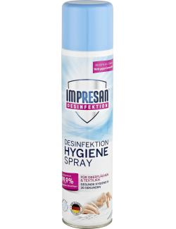 Impresan Desinfektion Hygiene Spray