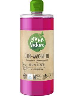 Love Nature Colorwaschmittel Cherry Blossom