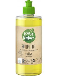 Love Nature Spülmittel Verbena