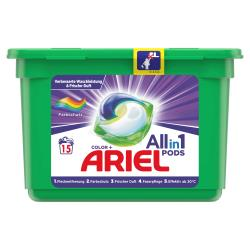 Ariel All-in-1 Pods Color