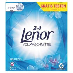 Lenor Pulver Vollwaschmittel Aprilfrisch