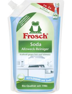 Frosch Soda Allzweck-Reiniger Nachfüllbeutel