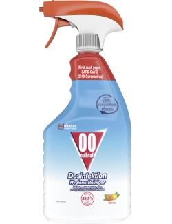 00 null null Desinfektion Hygiene Reiniger Citrus