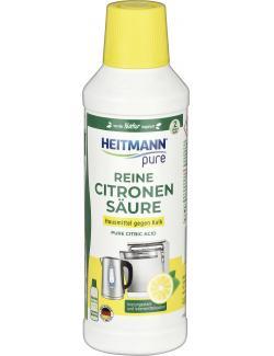 Heitmann Pure Reine Citronensäure flüssig
