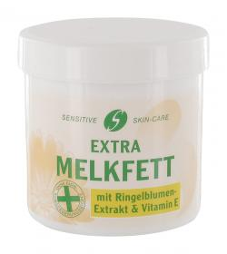 Sensitive Skin-Care Extra Melkfett (250 ml) - 4009737065104