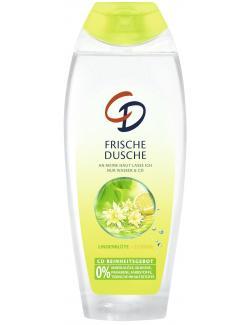 CD Frische Dusche Lindenblüte + Zitrone (250 ml) - 5000468000975