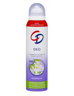 CD Deo Spray Wasserlilie (150 ml) - 5000468000609