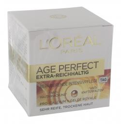 L'Oréal Age Perfect Tagespflege extra-reichhaltig (50 ml) - 3600521674451