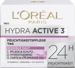 L'Oréal Hydra Active 3 Tagespflege (50 ml) - 3600521719541