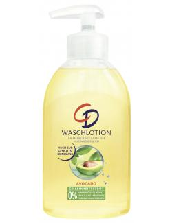 CD Waschlotion Avocado (250 ml) - 4000388688100