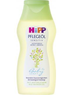 Hipp Babysanft Pflege Öl