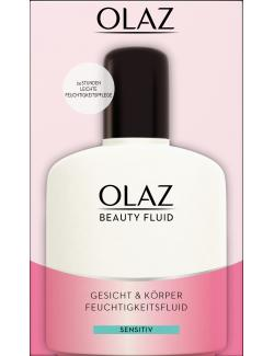 Olaz Essentials Beauty Fluid empfindliche Haut