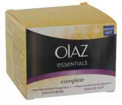Olaz Essentials Complete Nachtcreme (50 ml) - 5000174705706