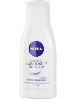 Nivea Sanfter Augen Make-Up Entferner Wasserfest (125 ml) - 4005808195527