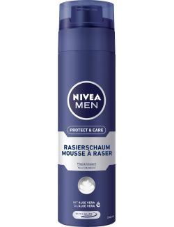 Nivea Men Protect & Care Rasierschaum (200 ml) - 4005808170005