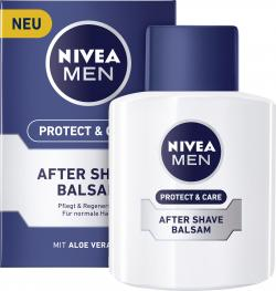 Nivea Men Protect & Care After Shave Balsam (100 ml) - 4005800144332