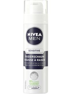 Nivea Men Rasierschaum sensitive (200 ml) - 4005808640294