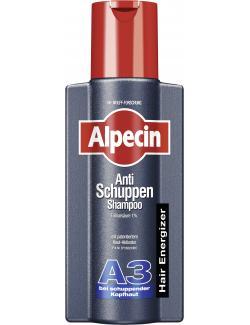 Alpecin A3 Anti Schuppen Shampoo (250 ml) - 4008666209009