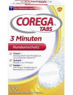 Corega Tabs 3 Minuten (66 St.) - 4047400817001