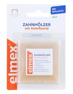 Elmex Zahnhölzer (114 St.) - 4007965120206