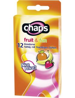 Chaps Kondome Fruit & Fun