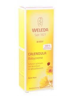 Weleda Baby & Kind Calendula Babycreme (75 ml) - 4001638096621