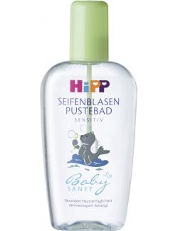 Hipp Babysanft Seifenblasenpustebad