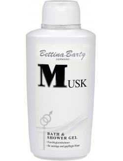 Bettina Barty Musk Bath & Shower Gel