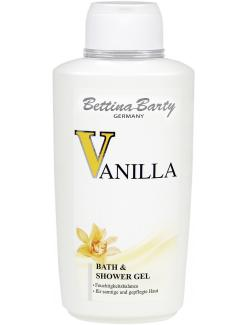 Bettina Barty Vanilla Bath & Shower Gel