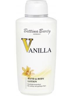 Bettina Barty Vanilla Hand & Body Lotion