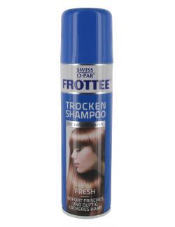 Swiss-O-Par Frottee Trocken Shampoo