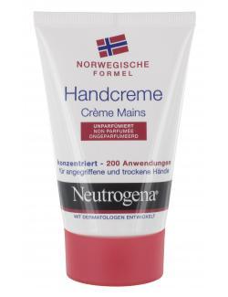 Neutrogena Handcreme unparfümiert (50 ml) - 3574660260038