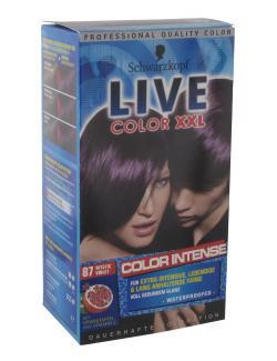 Schwarzkopf Live Color XXL 87 mystic violet (143 ml) - 4015000513326