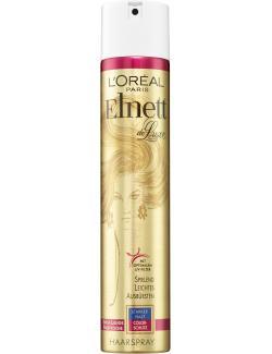L'Oréal Paris Elnett de Luxe Haarspray Colorschutz starker Halt