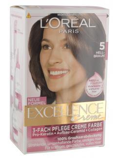 L'Oréal Excellence Creme 5 hellbraun - 4037900174230