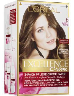 L'Oréal Excellence Creme 6 dunkelblond - 4037900174193
