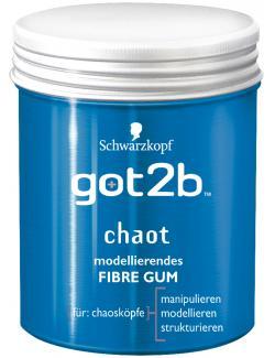 Schwarzkopf got2b Chaot Fibre Gum (100 ml) - 4015000516440