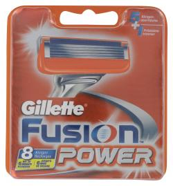 Gillette Fusion Power Klingen (8 St.) - 7702018383573