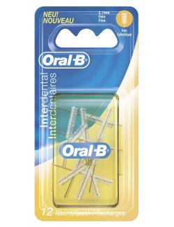 Oral-B Interdental Bürsten Nachfüllpack fein (1 St.) - 3014260779719