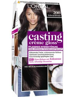 L'Oréal Casting Crème Gloss 200 schwarzbraun (160 ml) - 3600520982472