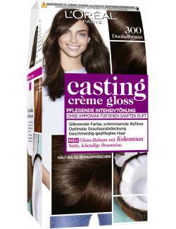 L'Oréal Casting Crème Gloss 300 dunkelbraun (160 ml) - 3600520982496