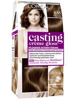 L'Oréal Casting Crème Gloss 535 chocolat (160 ml) - 3600521188217