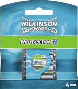 Wilkinson Sword Protector 3 Klingen (4 St.) - 4027800513109