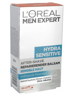 L'Oréal Men Expert Hydra Sensitive After Shave (100 ml) - 3600521603130