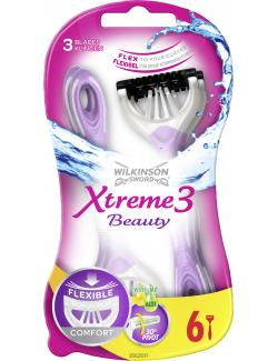 Wilkinson Sword Xtreme 3 Beauty Rasierer