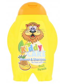 Colutti Kiddy Care Shower & Shampoo Fruit Parade (300 ml) - 4009737384663
