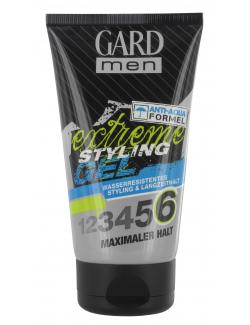 Gard Men Extreme Styling Gel maximaler Halt (150 ml) - 4013162017270