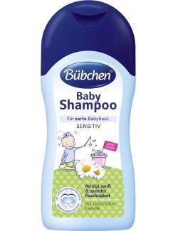 Bübchen Babypflege Baby Shampoo, für feines Babyhaar