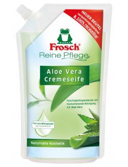 Frosch Reine Pflege Cremeseife Aloe Vera